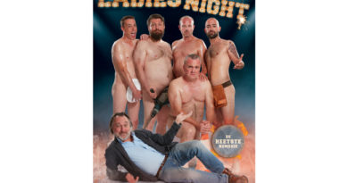 Uitgezonderd. onthult cast komedie Ladies Night