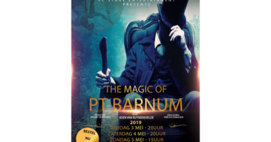 VC Stage brengt The Magic of PT Barnum