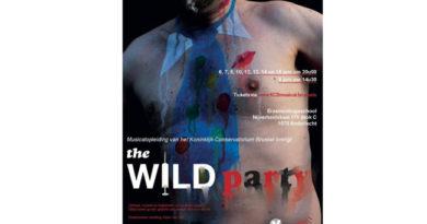 Musicalafdeling Koninklijk Conservatorium Brussel brengt The Wild Party